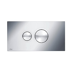 Viega Visign for Style 10 Dual Flush Plate