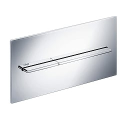 Viega Visign for More 104 Dual Flush Plate