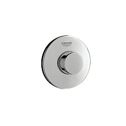 Grohe Single Flush Chrome Flush Button