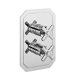 Chatwal Thermostatic Shower Valve With 2 Way Diverter