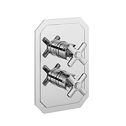 Chatwal Thermostatic Shower Valve with 3 Way Diverter