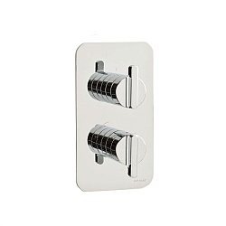 Meandro Shower Valve For 2 Outlets