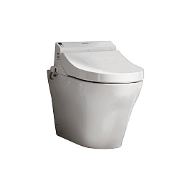 Toto Series NC Wall-Mounted WC & Washlet