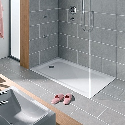 Hart Steel Shower Tray Rectangle