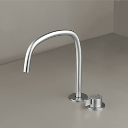 Piet Boon Set 11 Deck-Mounted Basin Mixer With Swivel Spout