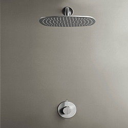Piet Boon Set 21 Wall-Mounted Rain Shower Set