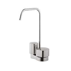 SO Dual Handle Mono Two Handle Basin Mixer (Spout A) with Click Waste