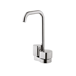 SO Dual Handle Mono Two Handle Basin Mixer (Spout B) with Click Waste