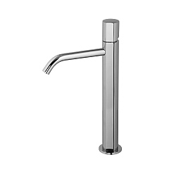 SO Tall Single Lever Basin Mixer with Click Waste