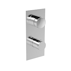 Spillo Tech V One Way Thermostatic Shower Valve