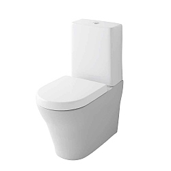 Toto Series MH Close-Coupled Toilet & Cistern