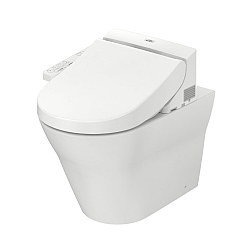 TOTO EK Washlet Shower Toilet 2.0 & MH Back To Wall Pan