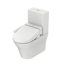 TOTO EK Washlet Shower Toilet 2.0 & MH Close Coupled Pan