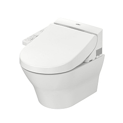 TOTO EK Washlet Shower Toilet 2.0 & MH Wall Hung Pan