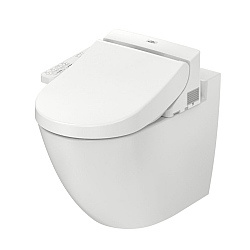 TOTO EK Washlet Shower Toilet 2.0 & NC Back To Wall Pan
