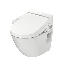 TOTO EK Washlet Shower Toilet 2.0 & NC Wall Hung Pan
