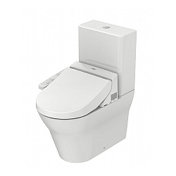TOTO GL Washlet 2.0 & MH Close Coupled Pan (Side Connection)