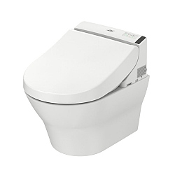 TOTO GL Washlet 2.0 & MH Wall Hung Pan (Side Connection)