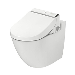 TOTO GL Washlet Shower Toilet 2.0 & NC Back To Wall Pan