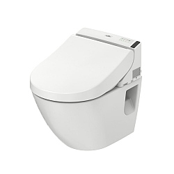 TOTO GL Washlet Shower Toilet 2.0 & NC Wall Hung Pan
