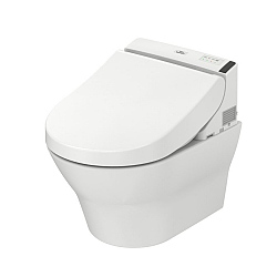 TOTO GL Washlet 2.0 & MH Wall Hung Pan (Hidden Connection)