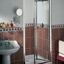 Matki Radiance Inline Shower Door