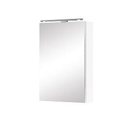 Zone 1 Door Illuminated Mirror Cabinet
