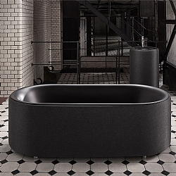 Bette Lux Oval Couture Freestanding Bath