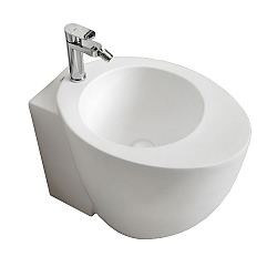 Cielo Le Giare Back-To-Wall Bidet