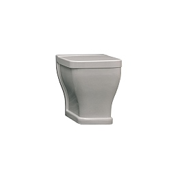 Cielo Opera Quadro Back-To-Wall Bidet