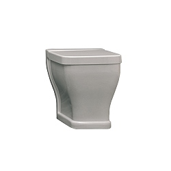 Cielo Opera Quadro Back-To-Wall Toilet