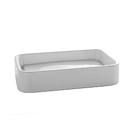 Cielo Shui Countertop Basin with Perimetrical Waste
