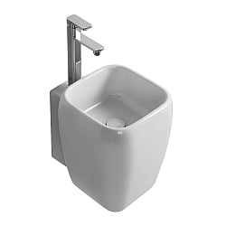 Cielo Shui Deep Set Wall-Mounted Basin