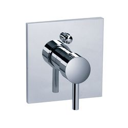 Charleston Square Concealed Shower Valve & Diverter