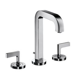 Axor Citterio 3-Piece Lever Handle Basin Mixer