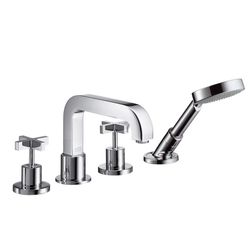 Hansgrohe Axor Citterio 4-Piece Cross Head Bath Shower Mixer