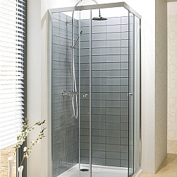 Simpsons Edge Corner Shower Enclosure