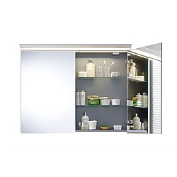 Duravit Darling 2 Door Illuminated Mirror Cabinet