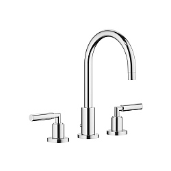 Dornbracht Tara 3-Piece Lever Handle Basin Mixer