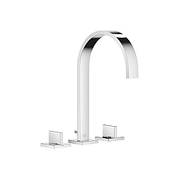Dornbracht MEM 3-Piece Basin Mixer 200mm