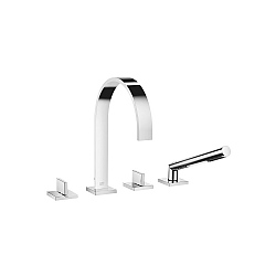 Dornbracht MEM 4-Piece Bath Shower Mixer