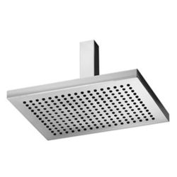 Dornbracht MEM Ceiling Mounted Rain Overhead Shower & Arm