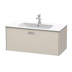 C.P. Hart Brioso 1-Drawer Vanity Unit 1020 x 479mm