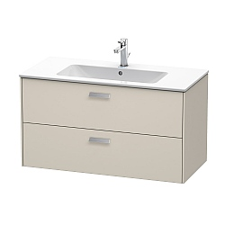 C.P. Hart Brioso 2-Drawer Vanity Unit 1020 x 479mm