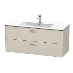 C.P. Hart Brioso 2-Drawer Vanity Unit 1220 x 479mm