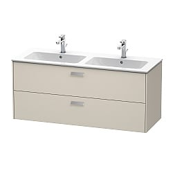 C.P. Hart Brioso 2-Drawer Vanity Unit 1290 x 479mm