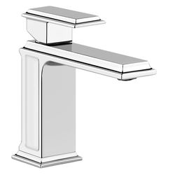 Gessi Eleganza Mono Basin Mixer with Waste