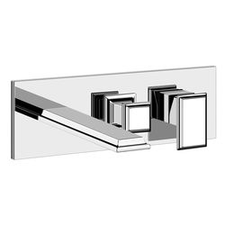Gessi Eleganza Bath Shower Mixer & Diverter