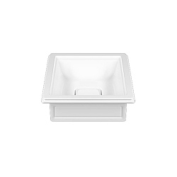 Gessi Eleganza Washbasin 420 x 420mm
