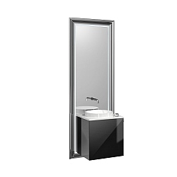 Touch Classic All-In-One Unit with Black Doors